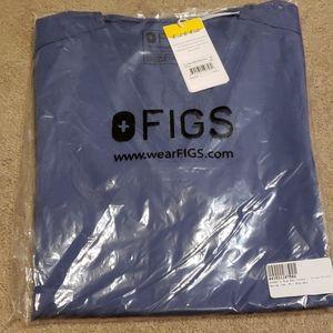 Sold on ebay Figs Big Sky Casma Top Medium NWT